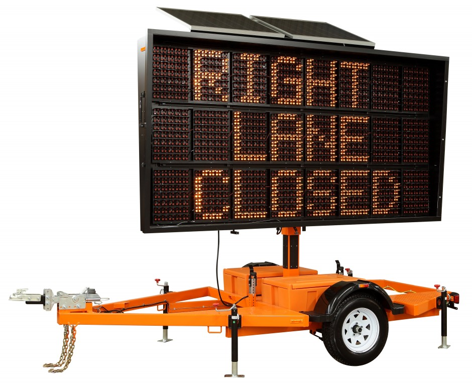 Mobile Variable Message Sign (MVMS)  1232C