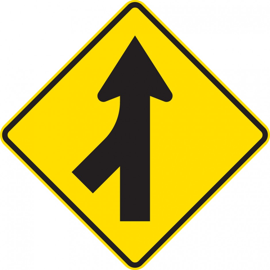 Merging Traffic - Left