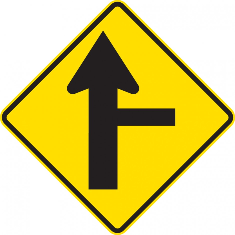 Side Road Junction Controlled - Right