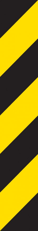 Bridge End Markers - Yellow