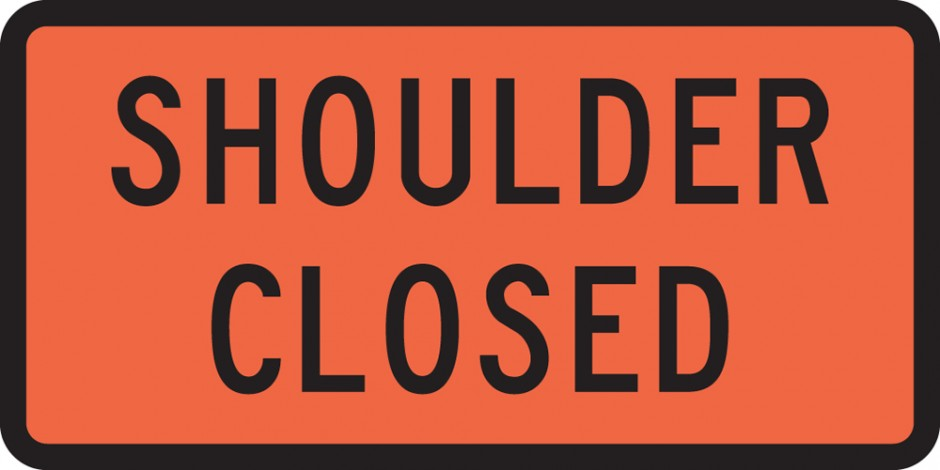 Shoulder Closed