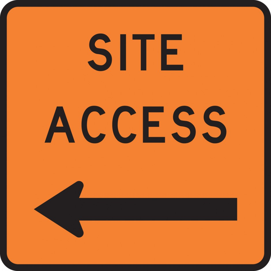 Site Access - Left