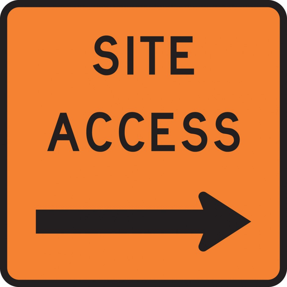 Site Access - Right