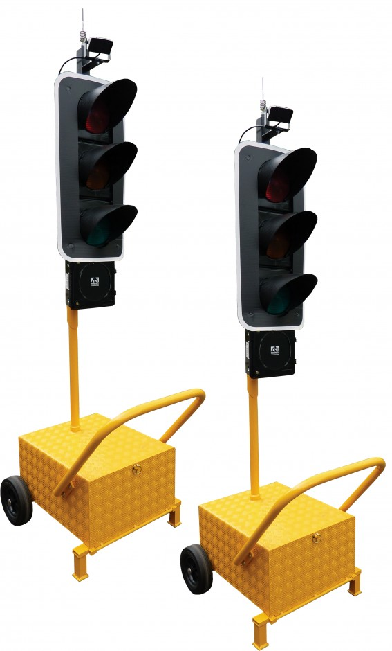 MPB 4000 Portable Traffic Lights