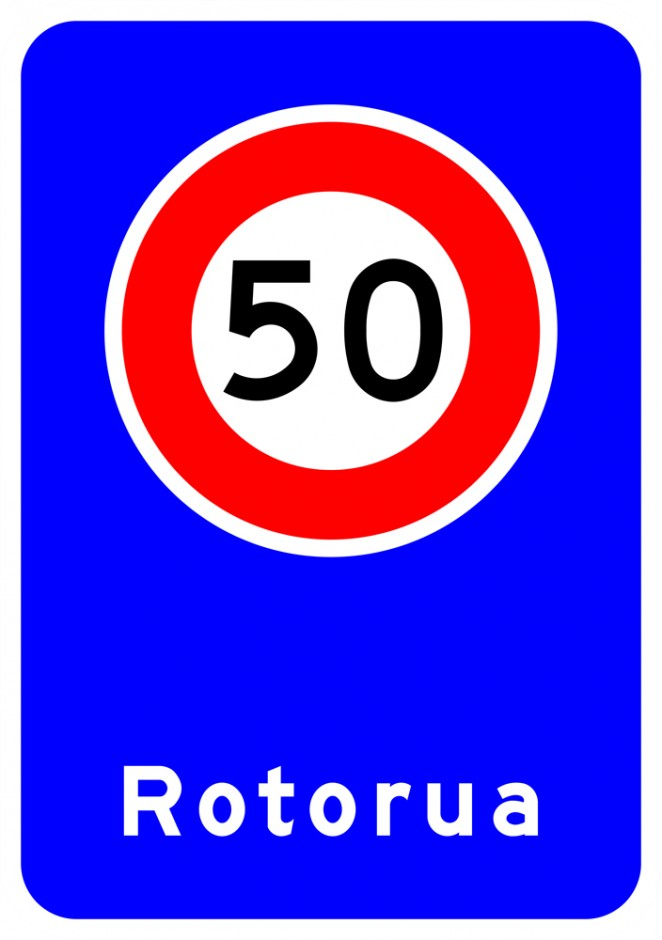 Threshold Signs (Blue)