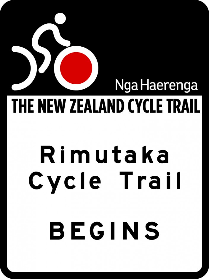 NZ Cycle Trail (NZCT) Route - Begins / Ends
