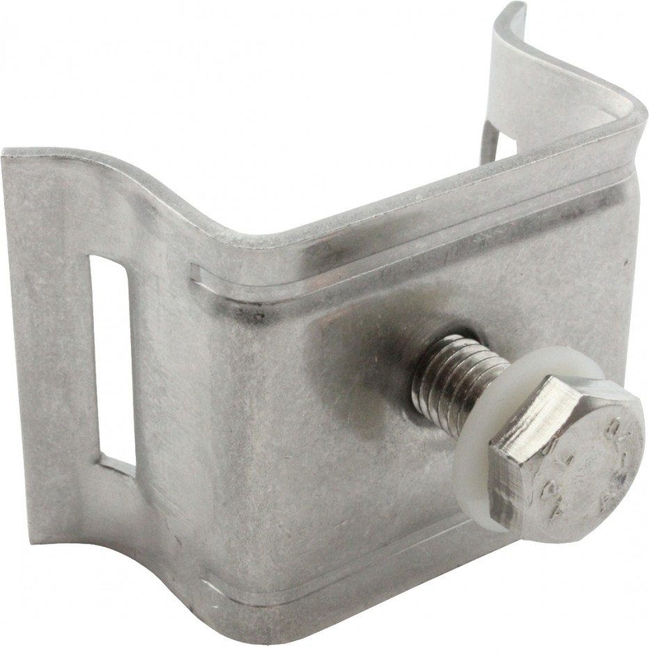 Single Bolt Banding Bracket