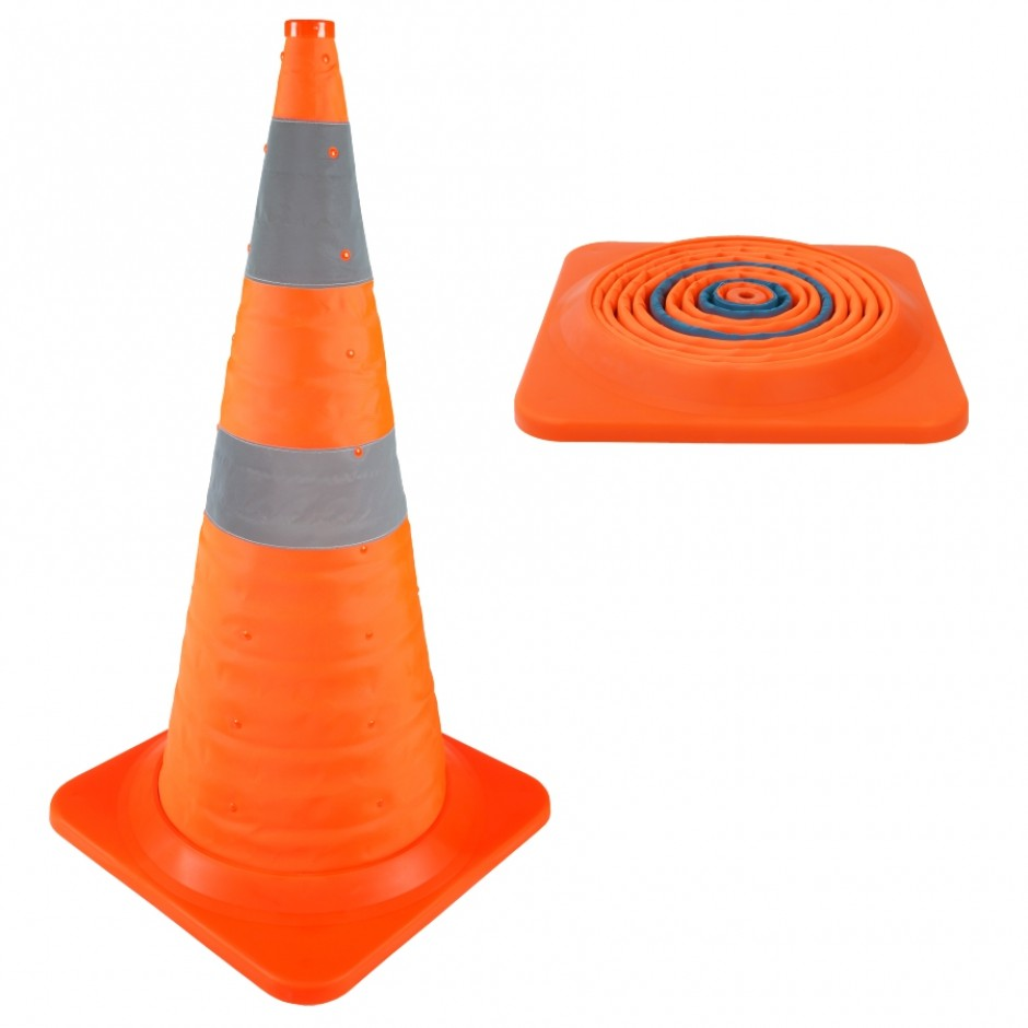 PortaCone Collapsible Road Cone (900mm)