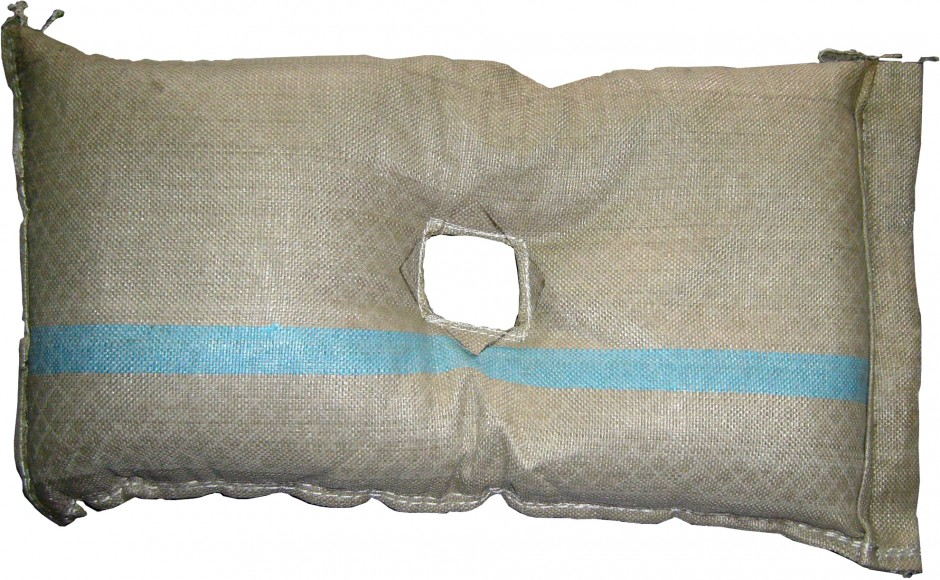 Hessian Sand Bag Weight - 20kg
