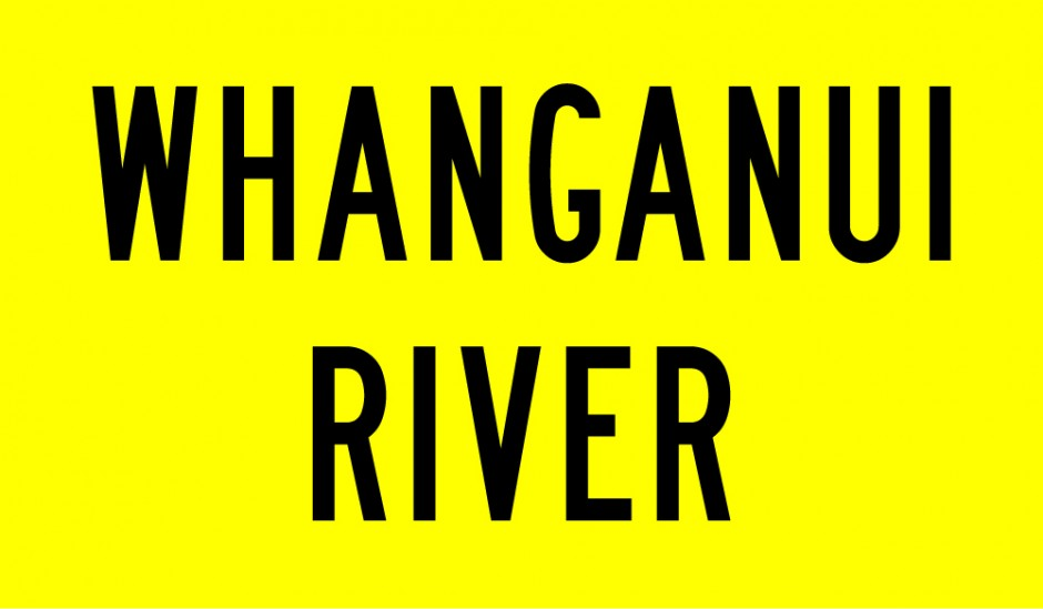 River/ Stream Sign