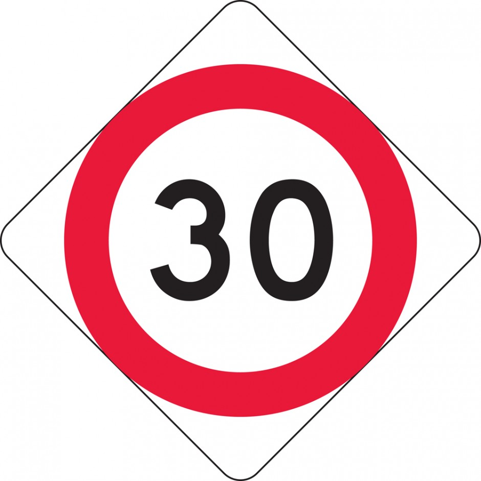 Speed Restriction Level 1 (MKL) - 30km (Tuflite)